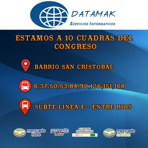 cable usb datos