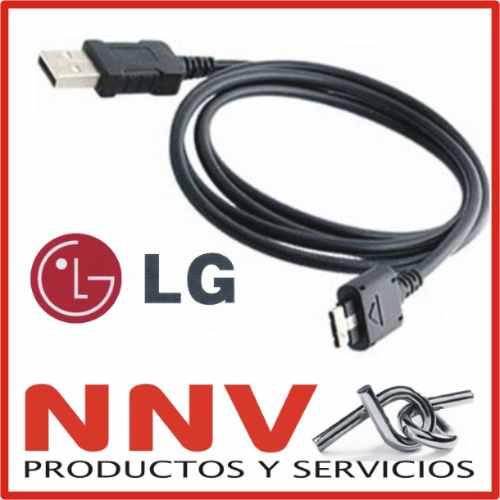 cable usb datos lg mg  me 970 shine ke 970 me 850 prada