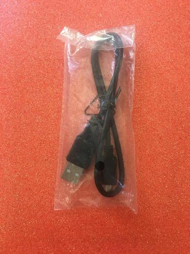 cable usb garmin nuevo original camara gps reloj