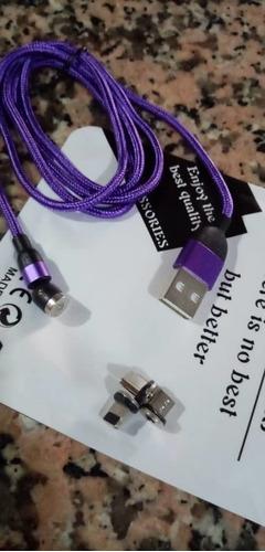 cable usb giratorio
