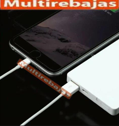 cable usb ldnio para ios iphone 1m nuevo