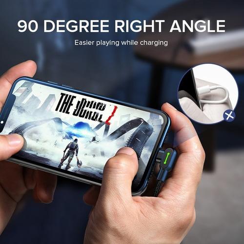 cable usb lightning 1.2m iphone 11/x/8/7/6/5 ipad mcdodo