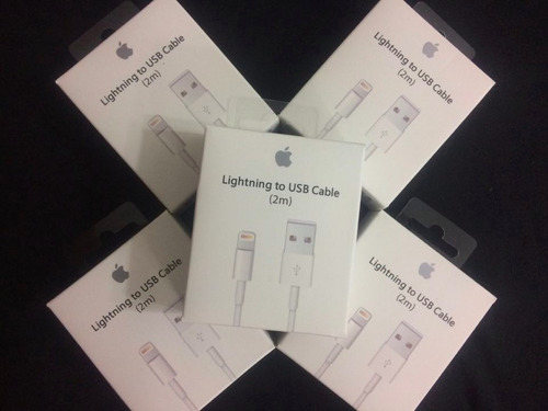 cable usb lightning 2m iphone 5 6 7 8
