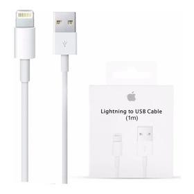 Cable Usb Lightning Cargador iPhone 6 7 8 X Xs 11 Original
