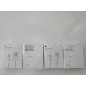 Cable Usb Lightning iPhone 5 6 7 8 X Xr Xs Se