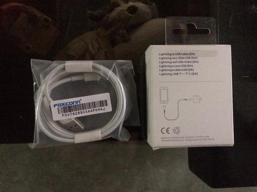 cable usb lightning oem original apple imf 2 mt 5/5s/6/6s/7