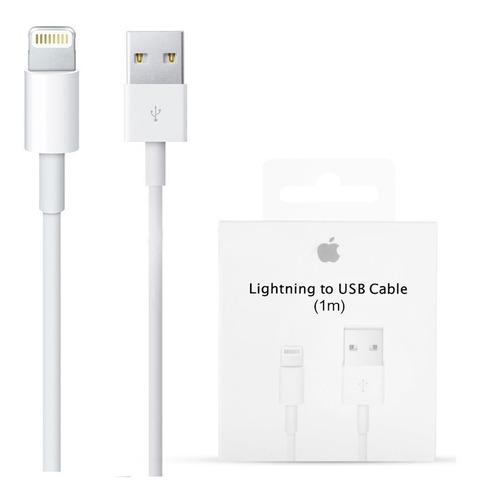 cable usb lightning original apple iphone 5s 6 7 8 mayorista