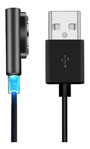 cable usb magnetico para sony xperia led z1 z2 z3 l39 l50
