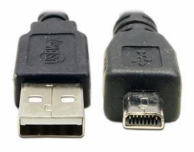 Cable Usb Para Nikon Coolpix L320 L30 L29 L28 L L24 L28 121 L120 L100 aw110s
