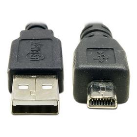 Cable Usb Nikon Uc-e6 D7100 D5300 D5200 D5100 D5000 D3300