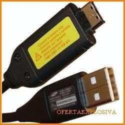 cable usb original samsung para camara digital st71 st500