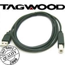 cable usb para impresora de 3.0mts version 2.0 husb04