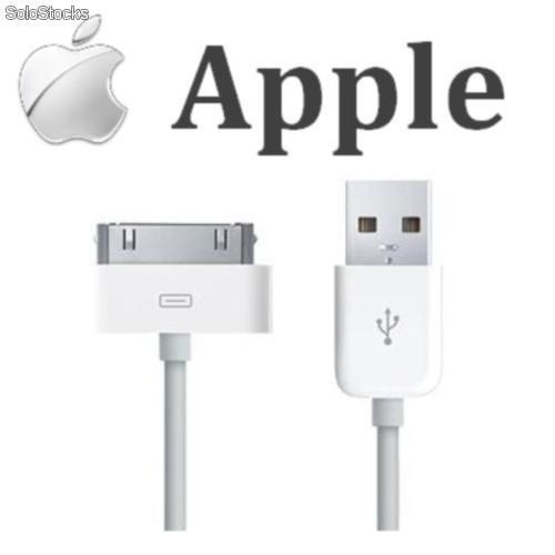 1c59f44cec2 Cable Usb Para iPhone 4 iPad Oferta Original!! - S/ 39,99 en Mercado ...