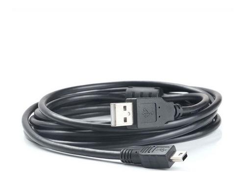 cable usb pc compatible con nik uc-e4 uc-e5 d3000 d3100