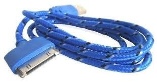 cable usb reforzado iphone 4