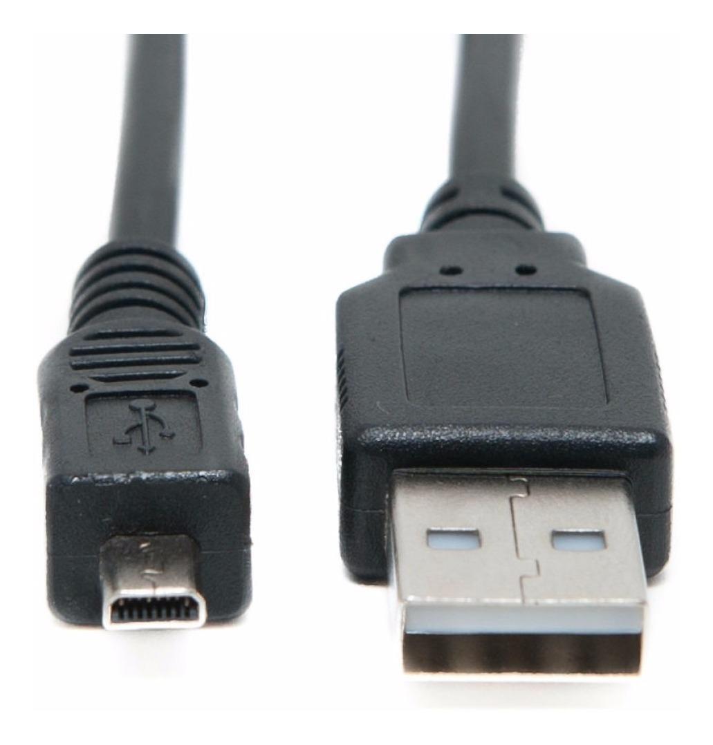 Cable de conexión USB cable de datos para Sony CyberShot dsc-w380