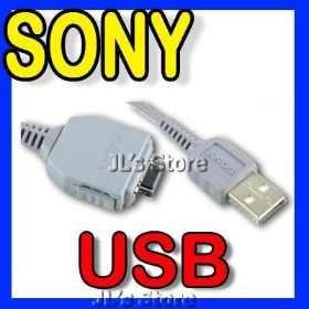 cable usb sony cybershot dsc-w110 w120 w130 w90 w100 w11 w15