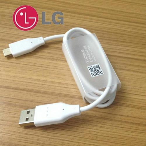 cable usb tipo c 100% original lg g5, xperia xz, nexus 6p