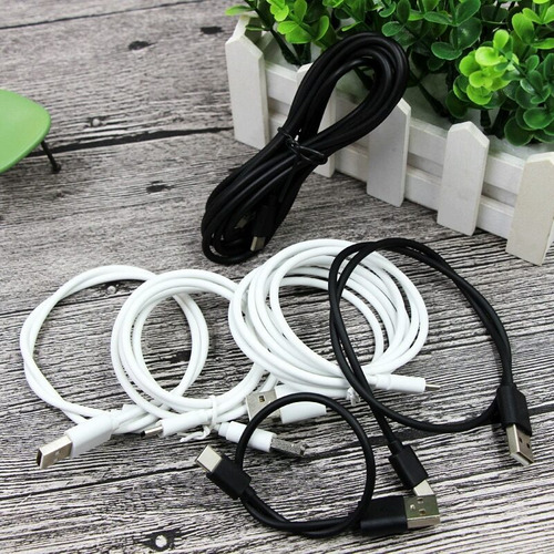 cable usb tipo c 1,5 metros de largo
