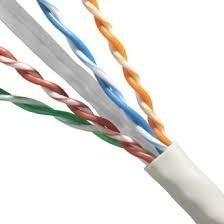 cable utp 100 mts. cat 5e mt rj45 cctv redes lan testiado tg