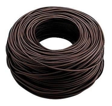 cable utp cat 5 premium exterior e interior bobina 50 mts