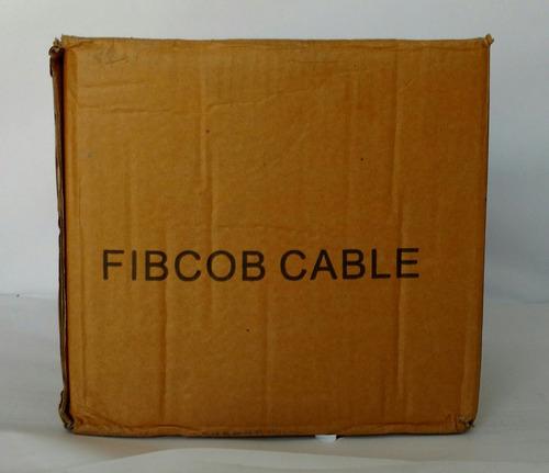 cable utp cat 5e 100% cobre cal. 24 a 350mhz