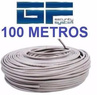cable utp cat 5e 100 metros marca wireplus+ testeado