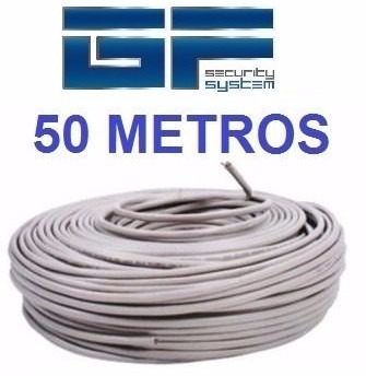 cable utp cat 5e 50 metros marca wireplus+ testeado