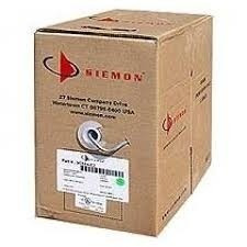 cable utp cat 6 siemon interior 305 mts