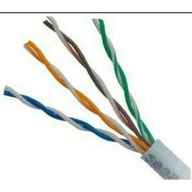 Cable Utp Cat5 Por Metro (1550 Bs X Metro)