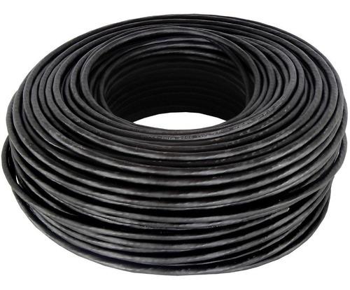 cable utp cat.5e exterior glc doble vaina  x 10 metros