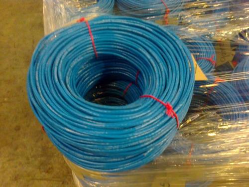 cable utp cat5e por metro 100% cobre. cctv. redes. elecon