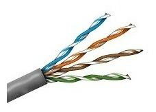 cable utp nivel 7 marca siemon (precio por 10 mts)