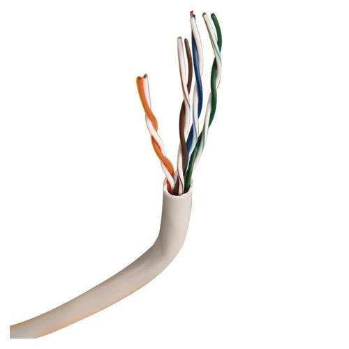 cable utp noganet c-788e 5e bobina 305 mts exterior red