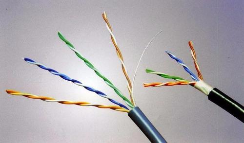 cable utp por metro testeado  cat5e internet cctv redes