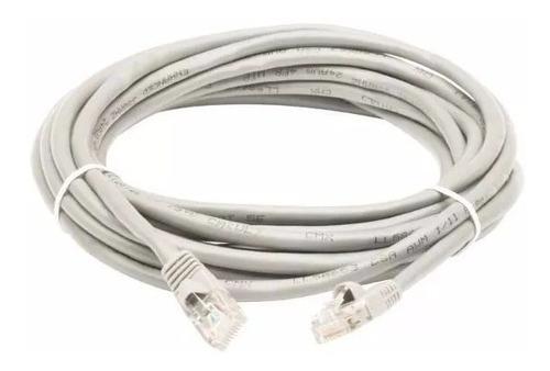 cable utp red ethernet de 3 m armado rj45 patchcord 5e