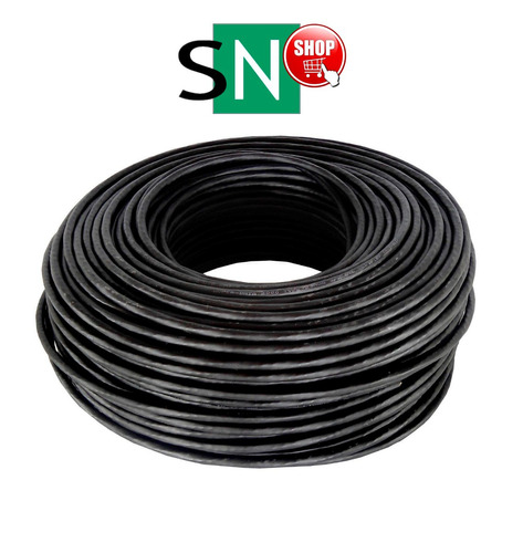 cable utp red premium exterior e interior - bobina x 50 mts