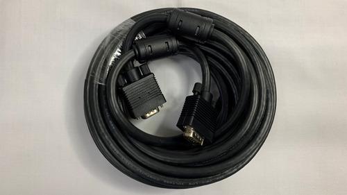 cable vga 15 metros para monitor infocus television laptop