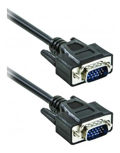 cable vga 1.5m 15 pin macho macho puerto ordaz