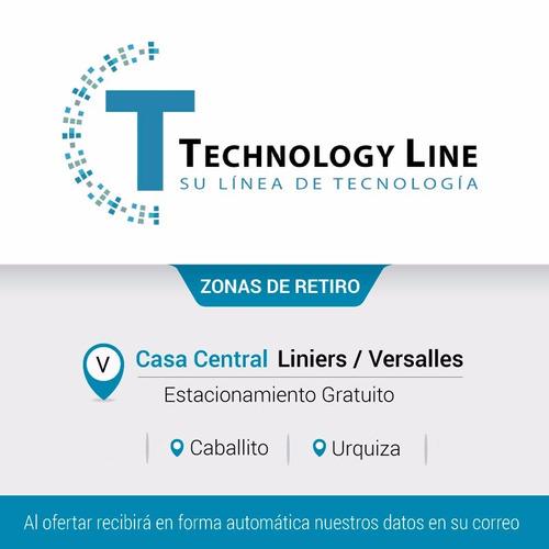 cable vga 2mts filtro mallado monitor dvr technology line
