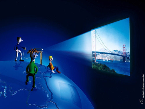 cable vga a vga, 25 metros para monitor, proyector