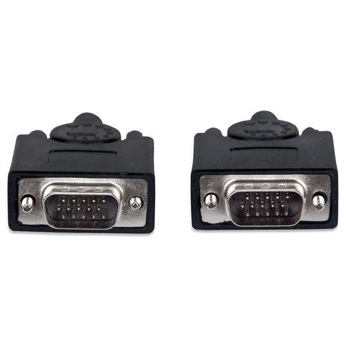 cable vga manhattan monitor- proyector 7.5mts macho - macho