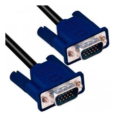 cable vga monitor 20mt v1.4 netmak noganet excelente calidad