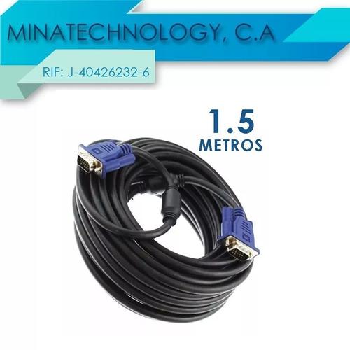 cable vga-vga gio 1.5mts