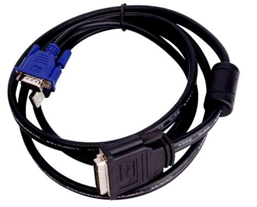 cable vga y usb macho a m1_a macho,pc,laptop,proyector,1.8 m