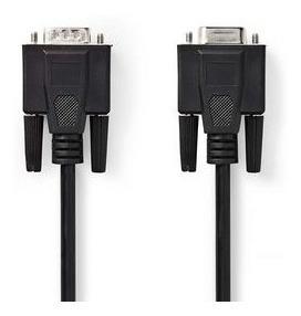 cable vga(h) a vga/h) hembra 1.8 mts. -