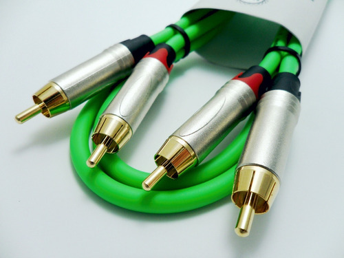 cable welx audio rr1 silver rca-rca stereo 1 metro palermo