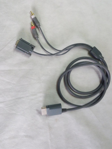 cable xbox 360 con