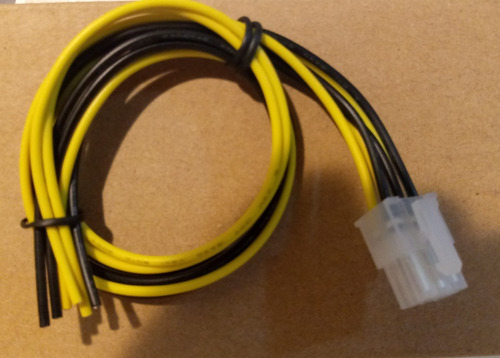 cable y conector p fuentes de poder s5, s7, s9, d3
