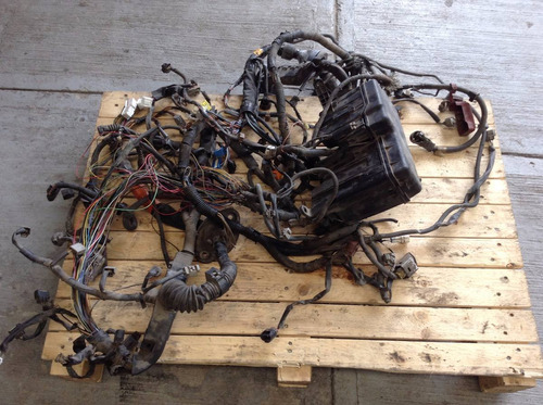 cableado arnes electrico toyota camry aut 3.0 mod 02-04